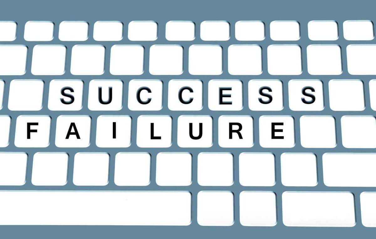 失敗から学ぶおすすめ本ランキング10選!【偉人・起業・受験】